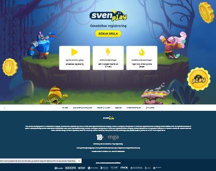 Visit SvenPlay