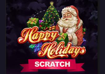 Happy Holidays Scratch