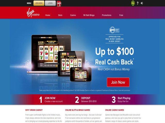 Visit Virgin Casino