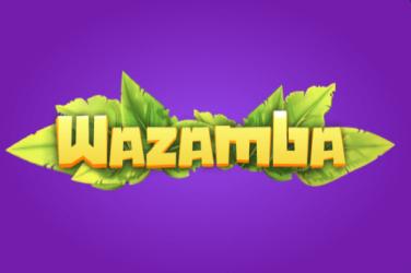 Обзор казино Wazamba logo