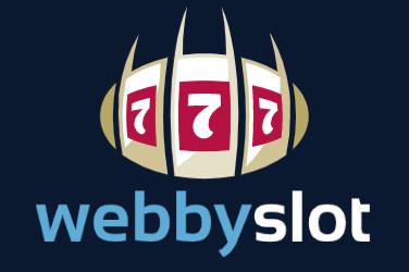 WebbySlot (ウェビースロット) logo