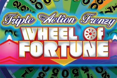 Wheel of Fortune Triple Action Frenzy
